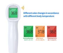 Forehead Body Temperature Gun Thermometer For Fever Measure