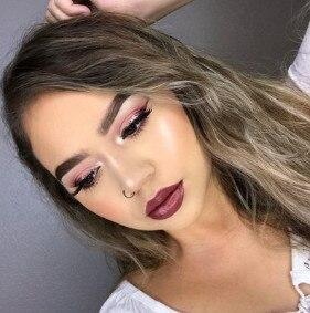 smoky cosméticos maquiagem sombra