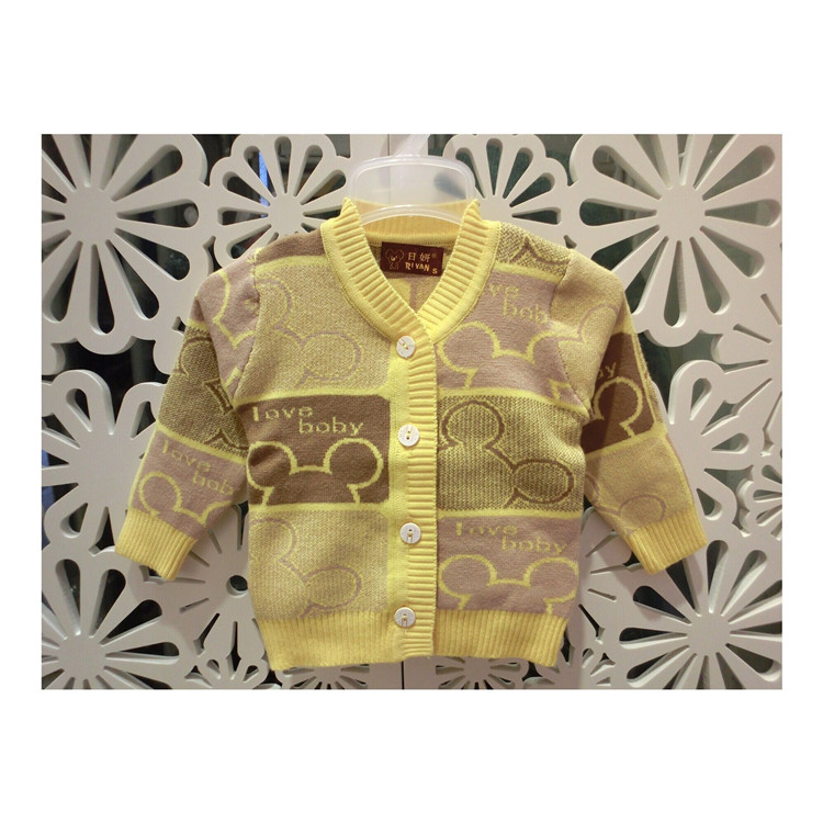 2017-Spring-Fall-Baby-Infant-Kids-Cotton-Knitted-Sweater-Newborn-Casual-Cardigan-0-1Yrs-Boys-Girls-Knitwear-Foreign-Trade-G914-4