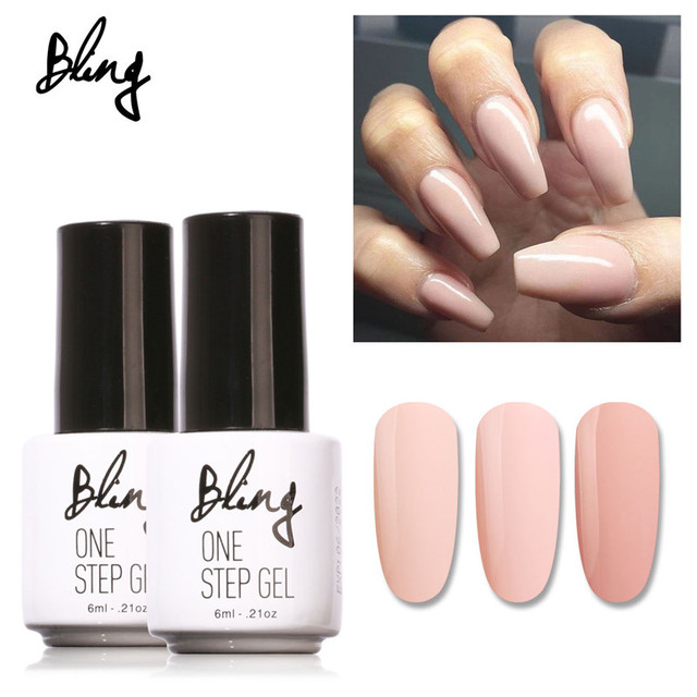 FOCALLURE Fashion Nail Art Salon Manicure UV Nail Gel Polish One ...