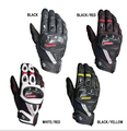 Free shipping 2016 New KOMINE GK-160 motorcycle racing gloves motorbike riding glove of leather/carbon fiber DROP touch Phone