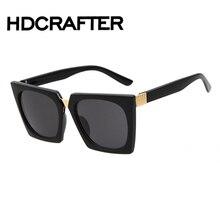 Happy Mens Sunglasses With Designer Case Fashion Big Sun Glasses Women anteojos de sol gafas UV400