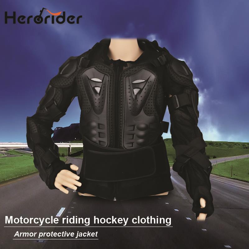 Veste de moto hommes corps complet moto armure de course équipement de Protection moto Protection