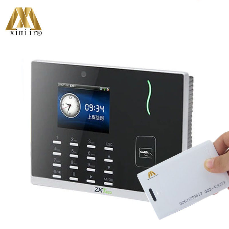 High Quality Card Time Attendance SC800 With 125KHz RFID Card And Camera 3.5inch TFT Color Screen Attendance Terminal