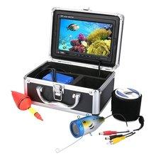 """Профессиональная рыболокатор подводная рыболовная видеокамера с """" ЖК-монитором и кабелем 15 м"""