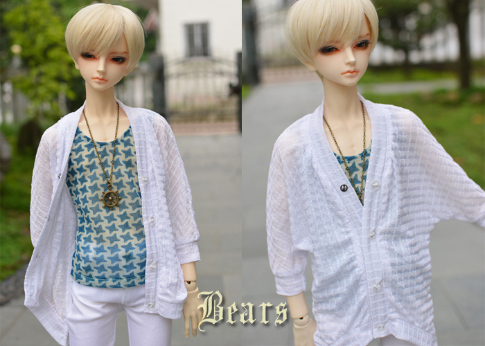 1/3 1/4 scale BJD clothes Bat shirt coat doll accessories for BJD/SD EID.Not included doll,shoes and other accessories NO0590