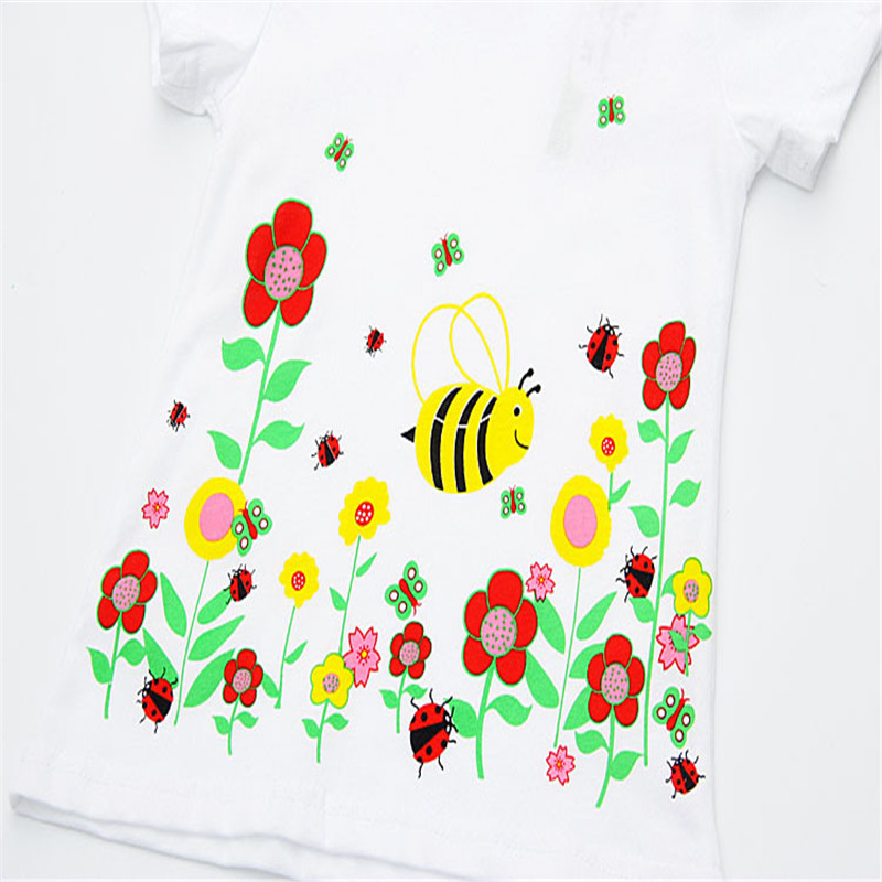 HTB1LOriersTMeJjy1zcq6xAgXXaM - Jumping meters kids Girls T shirts children summer clothing baby girls cotton clothes hot selling Tops & Tees