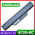 4400 mah bateria do portátil para hp 451086-161 hstnn-xb51 hstnn-xb52 para hp compaq business notebook 6730 s/ct 6830 s 550 610