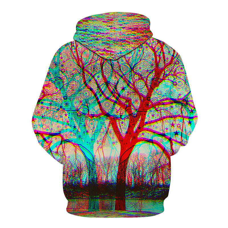 Wolf Printed Hoodies Men 3D Hoodies Brand Sweatshirts Boy Jackets Quality Pullover Fashion Tracksuits Animal Street wear Out Coat 6