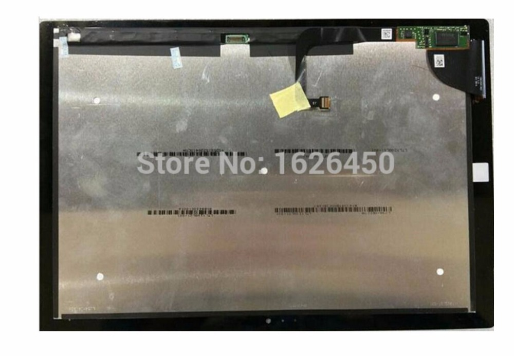 LCD Complete For Microsoft Surface Pro 3 (1631) TOM12H20 V1.0 LTL120QL01 003 lcd touch screen digitizer replacement assembly