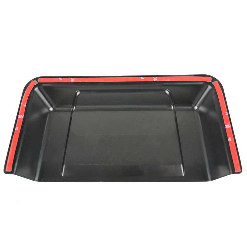 все цены на New 1Pcs Exterior Accessories Black Car Auto Cowl Vent Hood Scoop for Jeep Wrangler 2007-2015 онлайн