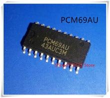 NEW 10PCS/LOT PCM69AU-J PCM69AU PCM69A PCM69 IC DUAL 18-BIT AUDIO DAC 20-SOIC IC
