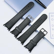 Мужские часы аксессуары для SUUNTO Vector Векторные часы с пряжкой с водонепроницаемым резиновым ремешком