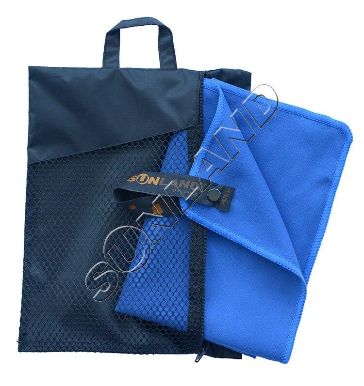 102cmx183cm Microfiber Fast Drying compact Lightweight Travel Sport Camping Swim Towel Bath Sheet With Carry Bag