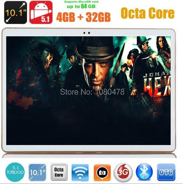 2017 Newest 10 inch Tablet PC Android 6 0 Octa Core 4GB RAM 32GB ROM 5