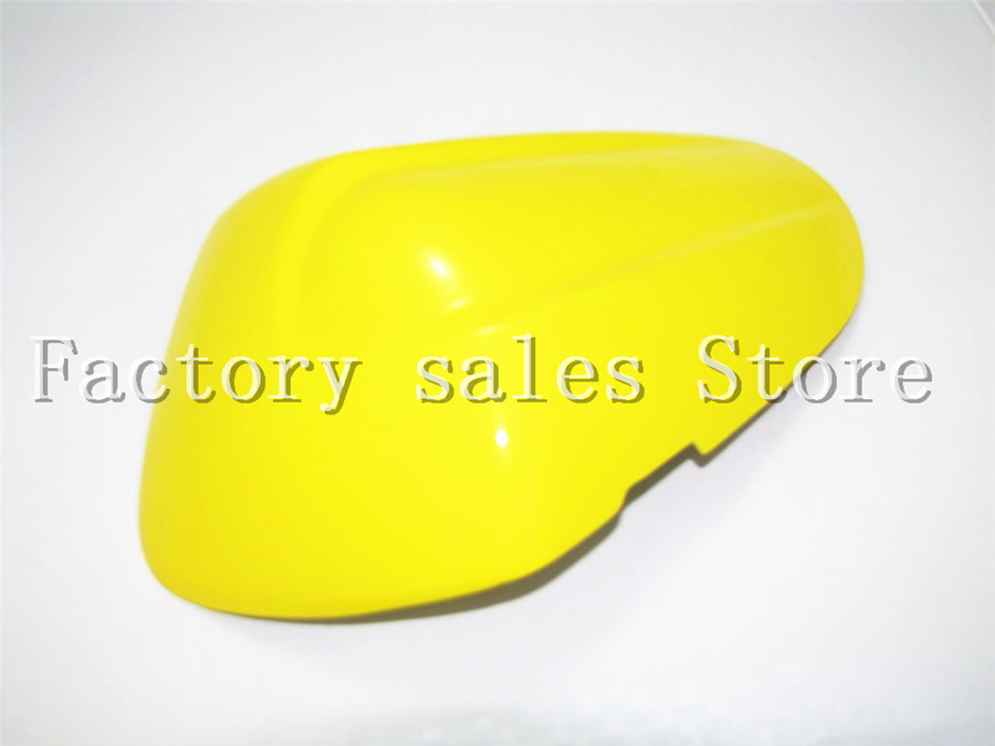 For Suzuki GSXR-1000 GSXR1000 GSXR 1000 K5 2005 2006 Rear Seat Cover Cowl,solo Racer Scooter Seat Motorcycle Yellow 05 06