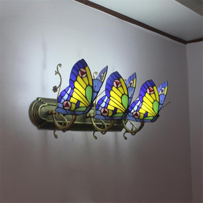 mão arte papagaio vitrais sombra luzes interior