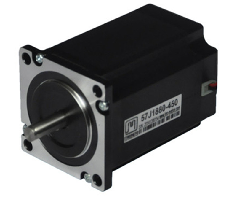 Nema 23 2phase 2.2N.m 311ozf.in stepper Motor 57mm frame 8mm shaft 57J1880-450 JMC nema 23 3phase 1 5n m 212ozf in 5 8a stepper motor 57mm frame 8mm shaft 57j1276 658 jmc