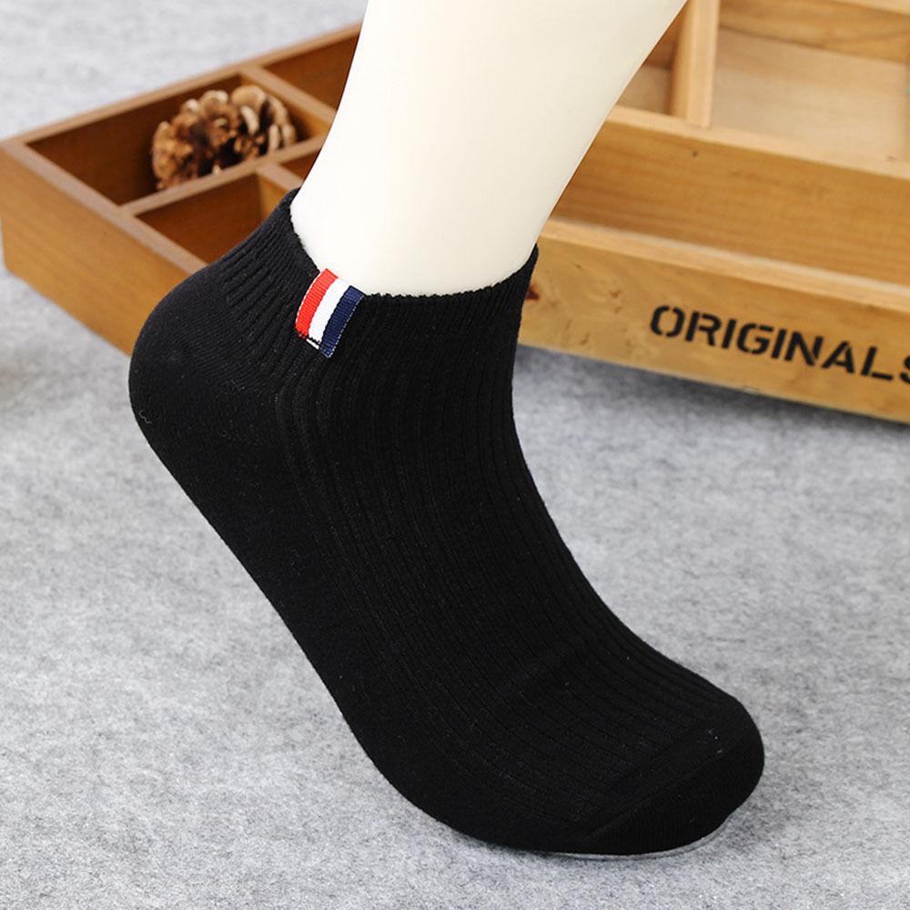ba20ca4fa3f3 Dropwow 1pair Popular Men s Sport Soft Cotton Socks Lot Short Crew ...