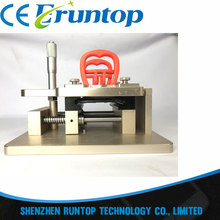 TBK-928 LCD desmontar la máquina de ajustar con precisión por micrómetro