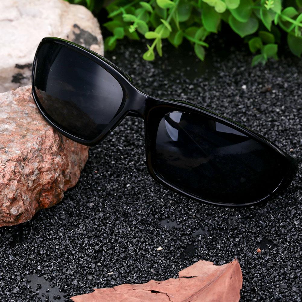 Ветрозащитные солнцезащитные очки Экстремальные виды спорта мотоциклетные защитные очки для верховой езды - Цвет: black frame and grey
