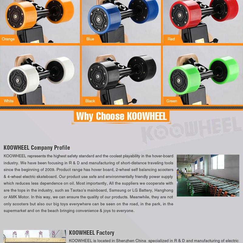 Hoverboard skateboard (10)