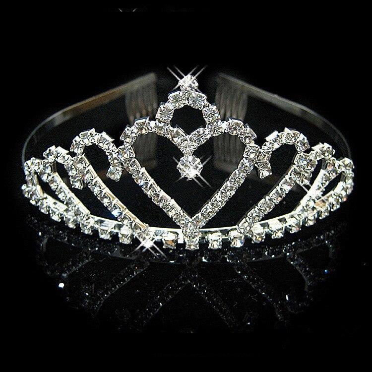 wedding tiaras and crowns bridal party homecoming crystal tiara