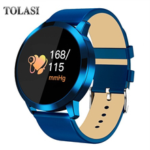 Q8 Touch Screen Smartwatch Heart Rate Fitness Smart Watch Men Women IP67 Waterproof Sport Fitness Wearable Devices Electronics