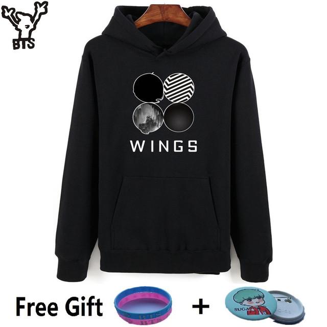 BTS The Wings Hoodie