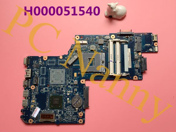 H000051540 for toshiba satellite C850 laptop motherboard 15.6 HM76 HD4000 Graphics DDR3