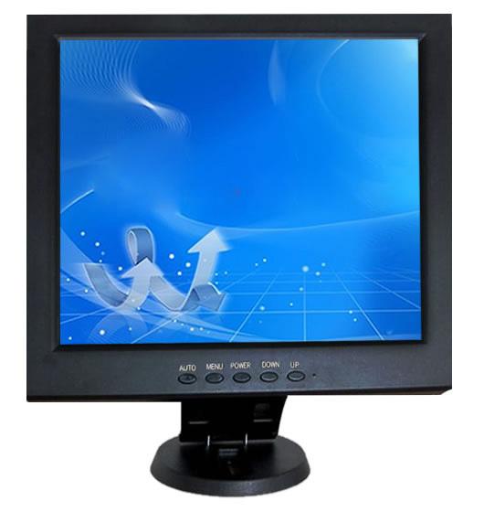 "10.4 ""polegadas VGA TFT LCD Dekstop Monitor Touch Screen Transporte Rápido"