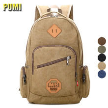 b46488aebfbb Для Мужчин's Повседневное холст рюкзак для ноутбука Для женщин рюкзак для  подростков Обувь для девочек Колледж