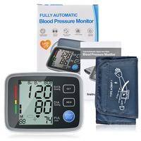 NEW CE Approved Arm Type Blood Pressure Monitor Memory Function