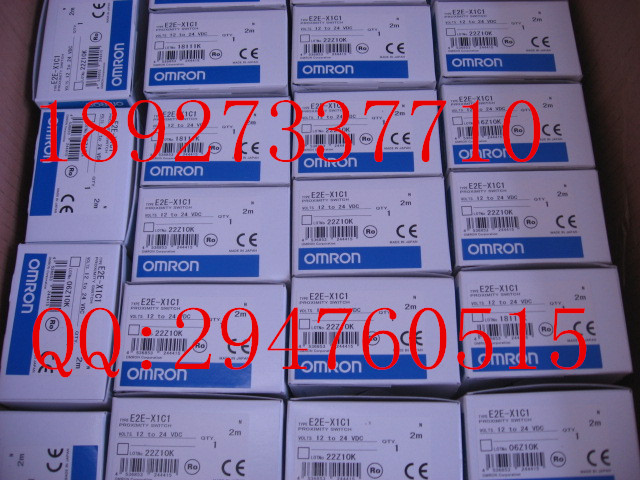 [ZOB] New original OMRON Omron proximity switch E2E-X1C1 2M alternative E2E-S05S12-WC-C1 [zob] new original omron shanghai omron proximity switch e2e x18me1 2m 2pcs lot