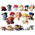 6 UNIDS Bath Toy Dog Patrulla Anime Juguetes Perro Chico Ruso juguete Cachorro Patrulla Patrulla Canina Figuras Juguetes Para Niños Juguetes regalo