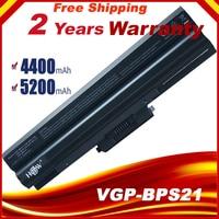 5200mAh bateria do sony Vaio VGN AW VGN CS VGN FW VGN NS VGN NW BPS13/B VGP BPS13/Q VGP BPS13B/B VGP BPS13A/B VGP BPS13/B czarny w Akumulatory do laptopów od Komputer i biuro na