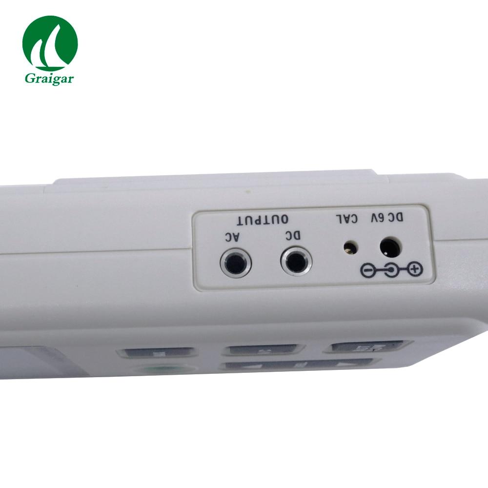 TES-1357 New Handheld Digital Medidor de Nível
