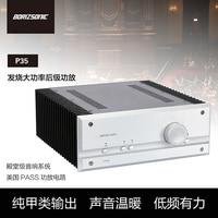 BORIZSONIC P35 klasse A HIFI power verstärker referenz PASS high power verstärker-in Verstärker aus Verbraucherelektronik bei