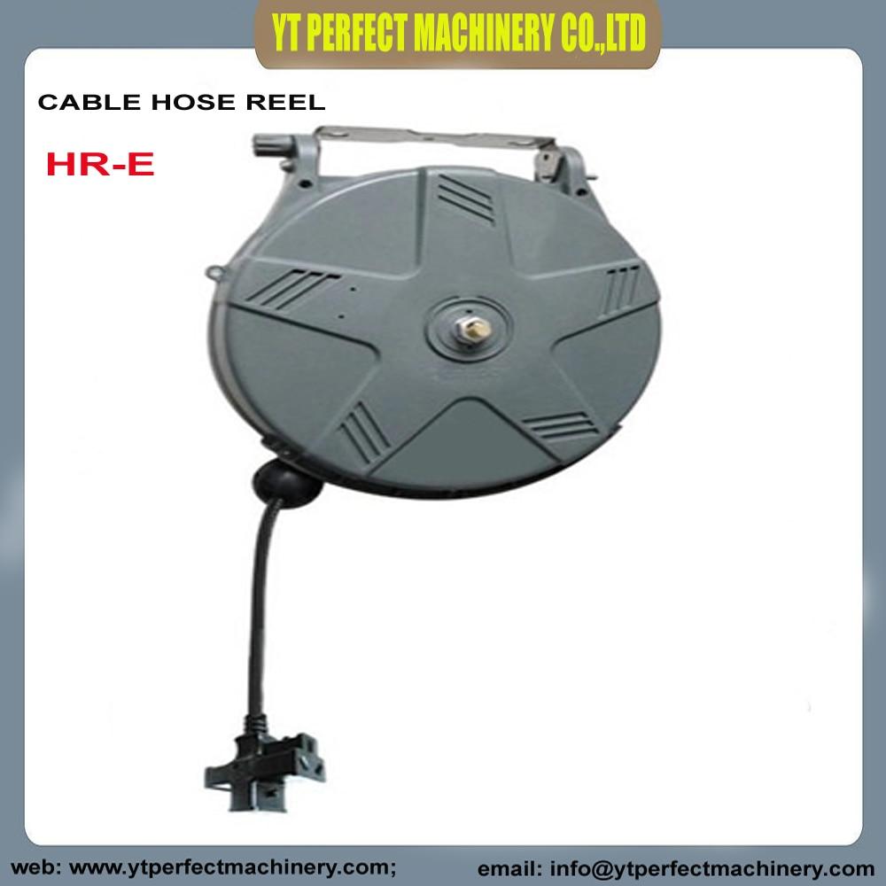 HR-E горячая Распродажа выдвижной шланговый кабель катушки