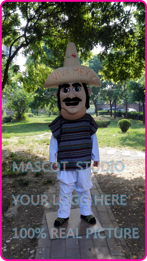 mascot Mexican Mexico man indian mascot costume high quality custom fancy dress cosplay cartoon costume carnival costume 41173-in Mascot from Novelty ...  sc 1 st  AliExpress.com & mascot Mexican Mexico man indian mascot costume high quality custom ...