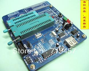 FREE SHIPPING High voltage avr programmer avr fuse-element m8 m16 reprogrammed stk500