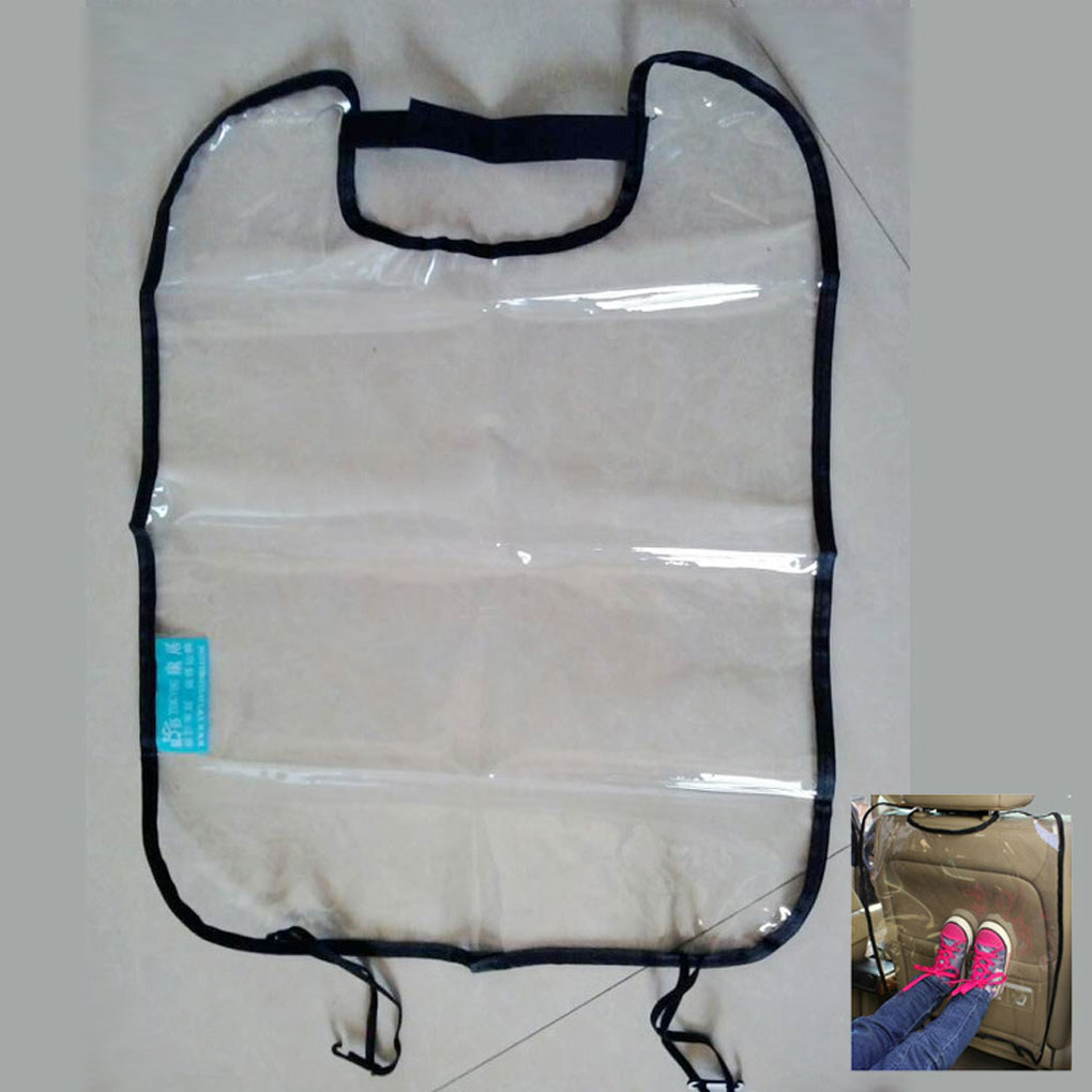 Hot Sale 1PC Kick Mats Car Back Seat Cover Protects Seats From Dirt/Footprints