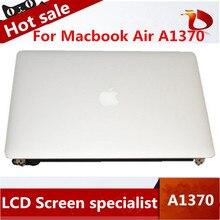 new Original For Apple Macbook Air A1370 LCD Screen Assembly MC505 MC506 MC968 MC969 MD223 MD224 LCD Screen Assembly 2010-2012