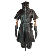 2016 Final Fantasy XV FF15 Noctis Lucis Caelum Noct Cosplay Costume Coat+Pants+Glove