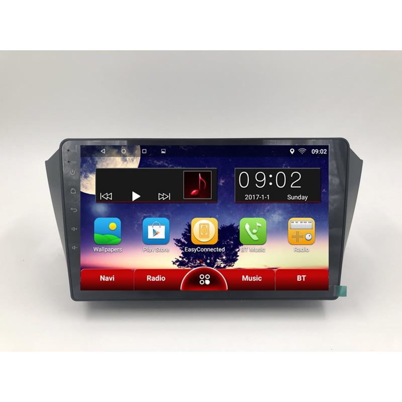 ChoGath 9'' Quad Core RAM 1GB Pure Android 6.0 Car Audio GPS Navigation Player for GEELY Emgrand X7 Emgrand GX7 Radio Bluetooth