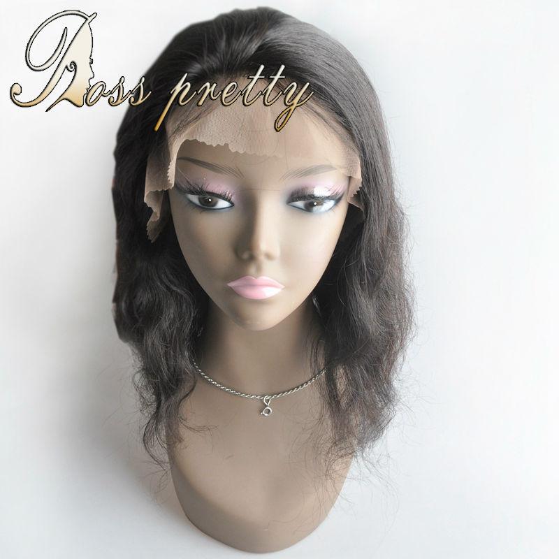 Здесь можно купить  Ross Pretty Malaysian Wig 7A Unprocessed Lace Front Wig Malaysian Hair Lace Human Hair Wigs Body Wave Virgin Hair with Baby Hair  Красота и здоровье