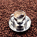 coffee cooked beans 1kg  AAA China coffee beans Coffee beans bakery depth single baking green food slimming coffee lose weight