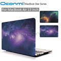 New Stars case for Apple Macbook Air 13 laptop bag cover for Macbook Air 13.3 inch hard case 2016 new case for macbook air 13
