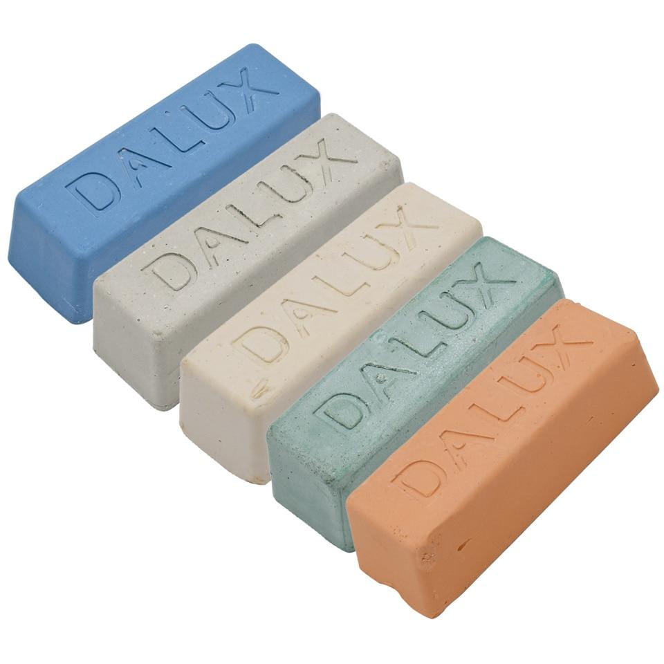 Compus de lustruire GOXAWEE pentru metal, fier, aluminiu, oțel inoxidabil zamak, argint, alama Paste de ceară de lustruit 1 buc / pachet