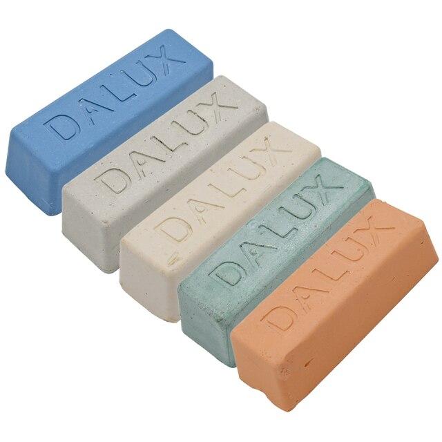 GOXAWEE ליטוש מתחם עבור מתכת, ברזל, אלומיניום, zamak נירוסטה, כסף, פליז ליטוש שעווה להדביק 1 pc/pack